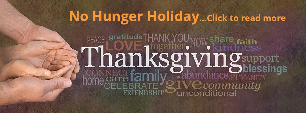 No Hunger Holiday